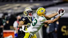 11 key images from the Packers' major win over the Saints
