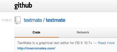 TextMate 2 goes open source