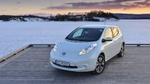 First drive: Nissan LEAF