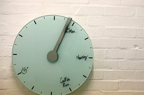Video: Trace of Time clock erases tasks as deadlines pass