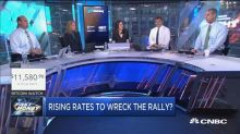 Are rising rates the only thing that wreck the rally?