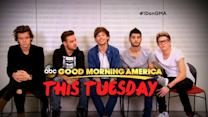 Countdown to 'One Direction' Live on 'GMA'
