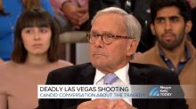 Megyn Kelly cuts off Tom Brokaw as he criticizes the NRA