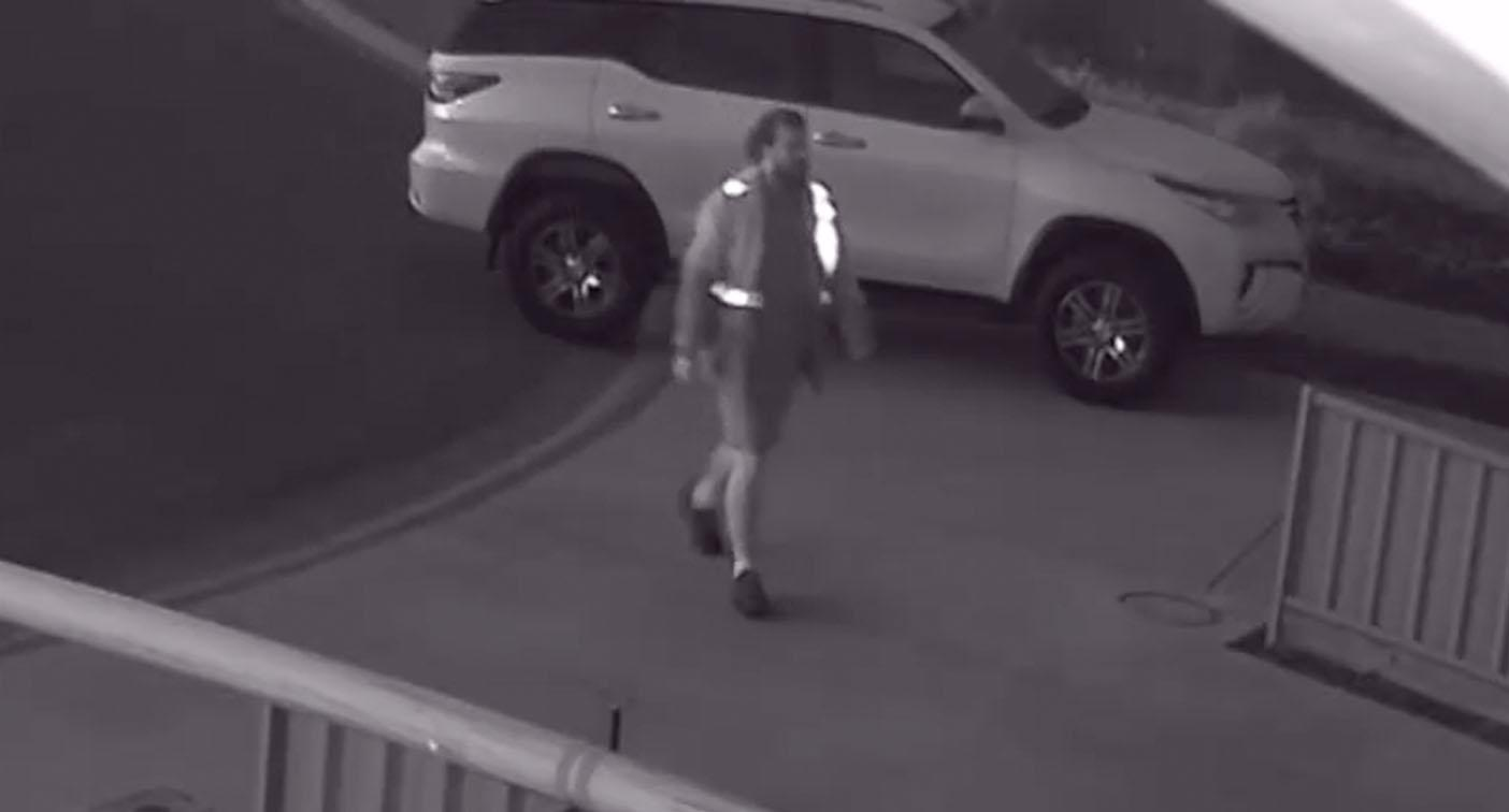 Police searching for man over indecent act with dog