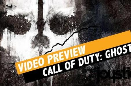 Call of Duty: Ghosts Video Preview