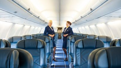 £5,000 an hour but no free booze – what to expect on board the Ryanair private jet