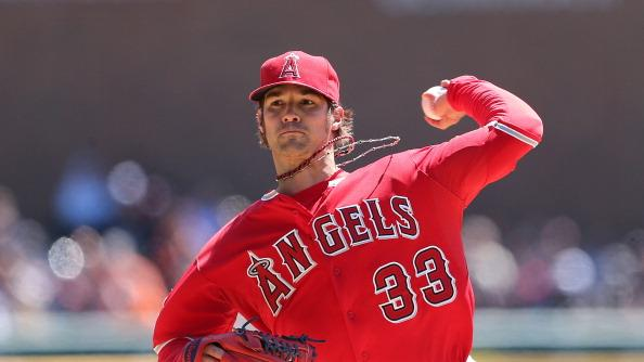 RADIO: C.J. Wilson talks about how the Angels reacted to Pineda's ejection