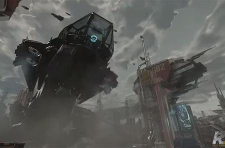 Here's an early look at Star Citizen's planetside gameplay