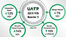 UATP Reports 2019 Second Quarter Results