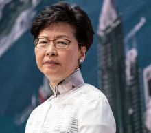 Hong Kong: US imposes sanctions on chief executive Carrie Lam