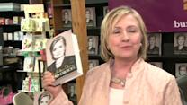 """Hillary Clinton on Obama relationship: """"We agree"""""""