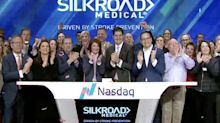 Silk Road Medical soars 81% after raising $120M in upsized IPO