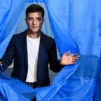 Zelensky: two months as Ukraine's most unusual president