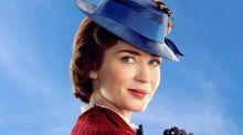 Así hicieron que Mary Poppins (Emily Blunt) desapareciese por una bañera