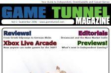 "Free indie games ""magazine"" launches"