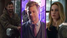 Chris Hemsworth niega que Thor tenga una relación amorosa con Capitana Marvel en Vengadores: Endgame