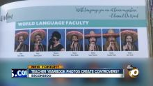 Teachers spark controversy after posing in sombreros, ponchos in yearbook photos