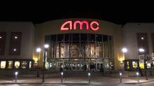 Dow Jones Falls As Nasdaq Leads; AMC Stock Pops, WWE Slammed; Apple Stock Rises