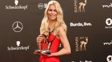 Claudia Schiffer: Im Wow-Kleid bei der Bambi-Verleihung