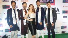 Kangana Ranaut Felicitates Jitesh Singh Deo, Mr India World 2017