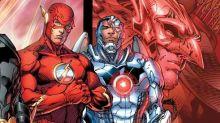 The Flash Solo Movie Will Co-Star Cyborg