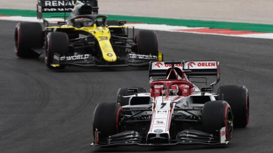 Alfa Romeo extiende acuerdo sobre derechos nombre de equipo Sauber de F1 para temporada 2021