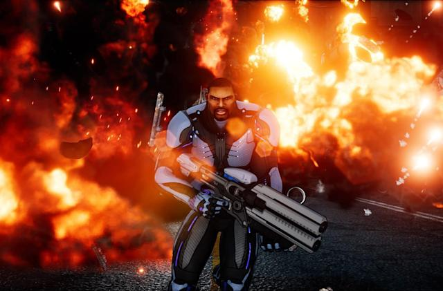 'Crackdown 3' launches February 15th, 2019 on Xbox One and PC
