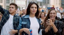 Kendall Jenner Didn't Want Her Reaction to Her Pepsi Ad Aired