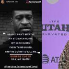 Celebrities Respond to George Floyd's Death