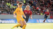Olympics-Telford replaces injured Bardsley in Team GB women's soccer squad