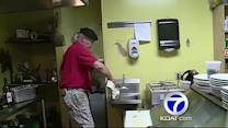 Man returns to cafe to pay 15-year-old debt