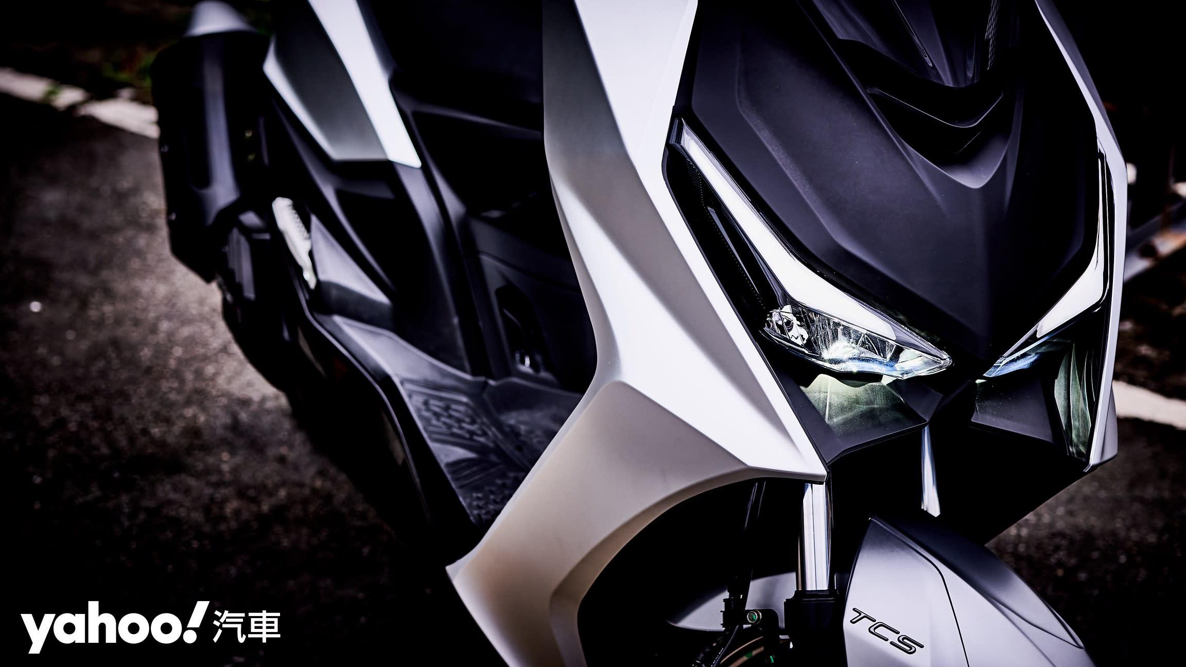 毫無疑問!近10年國產最強普重速克達!2021 Kymco全新KRV賽道試駕體驗