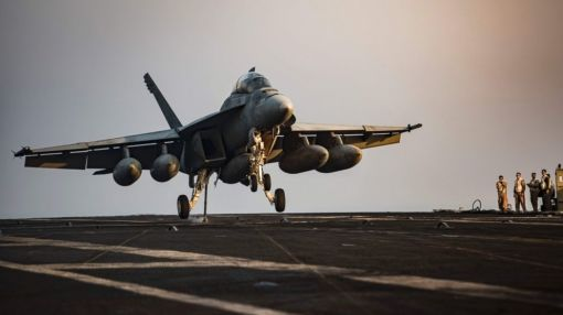 Syrian Fighter Jets Fly Over Area Where US Forces Operating for Second Day in a Row