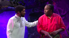 'SNL' reveals unseen 'Black Panther' scene that includes your new favorite character
