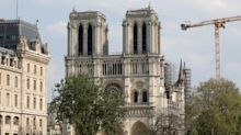 PHOTOS: Notre Dame fire, one year later
