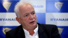 Ryanair veteran Wilson to run main airline as O'Leary becomes group CEO