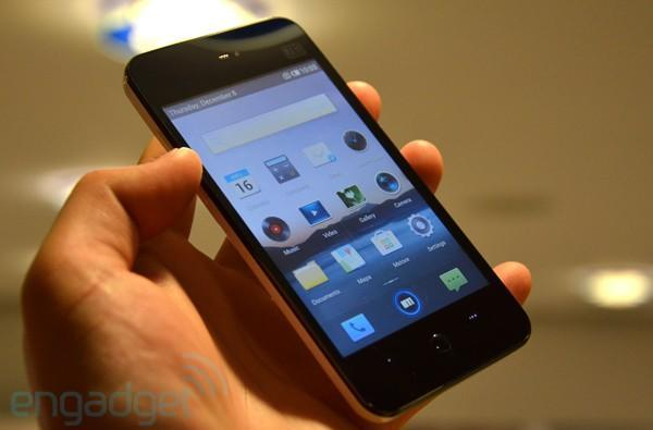 Meizu MX first hands-on!