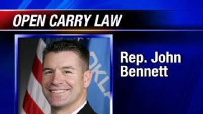 Residents Express Concern On Open-Carry Bill