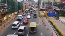 Implementation of new traffic scheme on Marcos Highway begins Wednesday