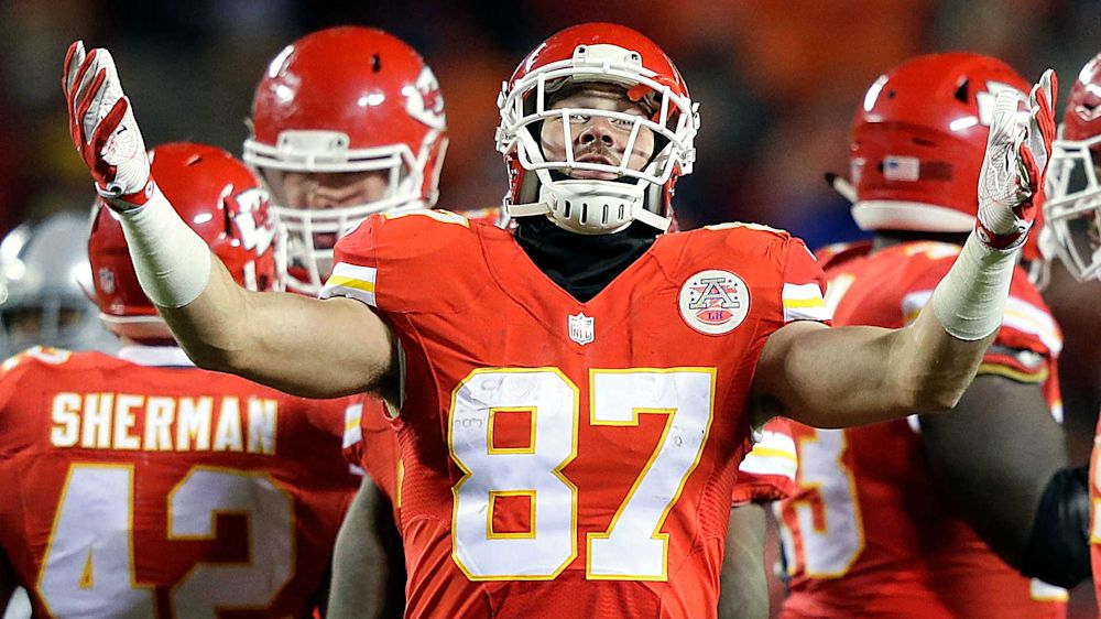 2017 Updated Fantasy Football Rankings: Tight ends