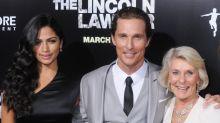 Matthew McConaughey revela que o pai morreu enquanto transava com a mãe