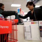 JCPenney sliding after weak earnings