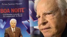 Cid Moreira relembra quando comandou o 'Jornal Nacional' de bermuda: 'Até hoje sonho com isso'