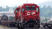 CP Rail Climbs as Investors Anticipate Forecast Will Get a Boost