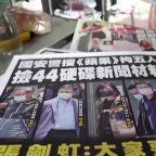 Hong Kong's Apple Daily paper may shut at weekend