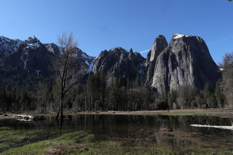 People Fall Ill at Yosemite