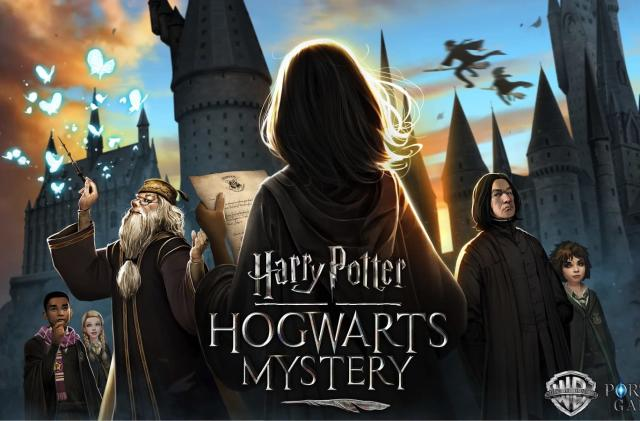 'Harry Potter: Hogwarts Mystery' hits your phone April 25th