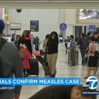 Measles warning: LAX travelers warned of 3rd possible measles exposure
