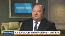 Viacom CEO Bakish on CBS Merger, Cost Savings, Streaming