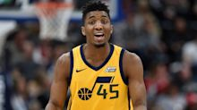 Donovan Mitchell Uses Footwear To Send Powerful Message About Gun Violence